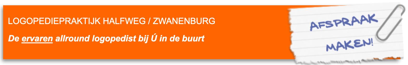 Logopedie Praktijk Halfweg / Zwanenburg